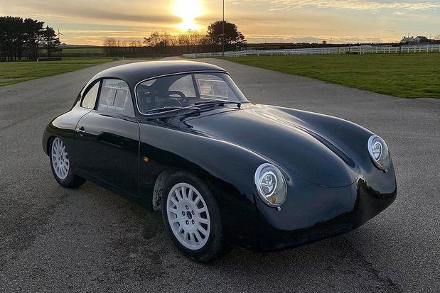 Watt lance une voiture de sport électrique vintage