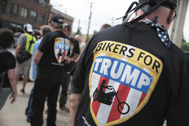 [À la télé ce soir] Bikers for Trump