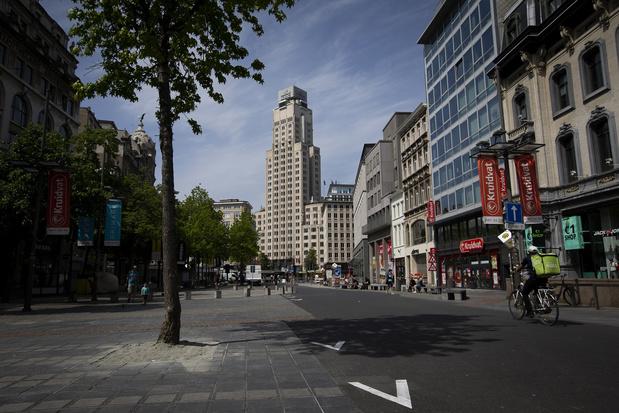 Antwerpen gaat meer zelf ontharden én inwoners ertoe stimuleren