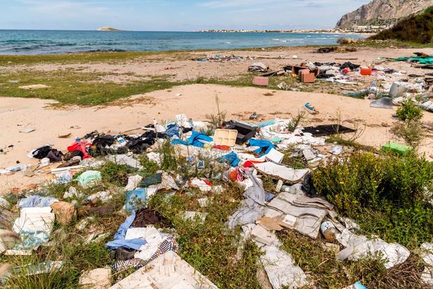 Nieuw WWF-rapport: Middellandse Zee warmt 20 procent sneller op dan het gemiddelde in de wereld