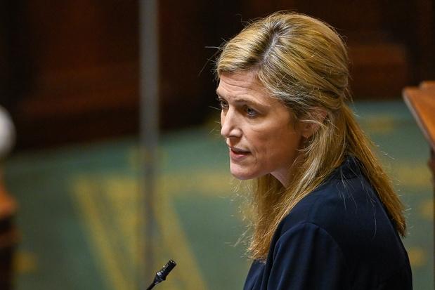 Minister Verlinden: 'Wat zaterdag in het Ter Kamerenbos is gebeurd, is niet voor herhaling vatbaar'