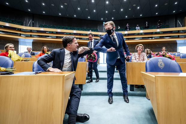 Mark Rutte onder vuur na verklaring over CDA-Kamerlid Pieter Omtzigt