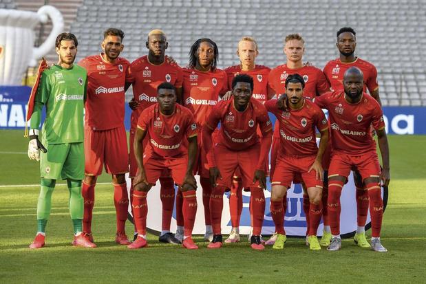 Bekerwinnaar 2019-2020 - R Antwerp FC