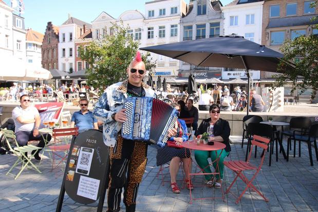 Tweede en derde dag van Leiefeesten in Kortrijk zijn schot in de roos