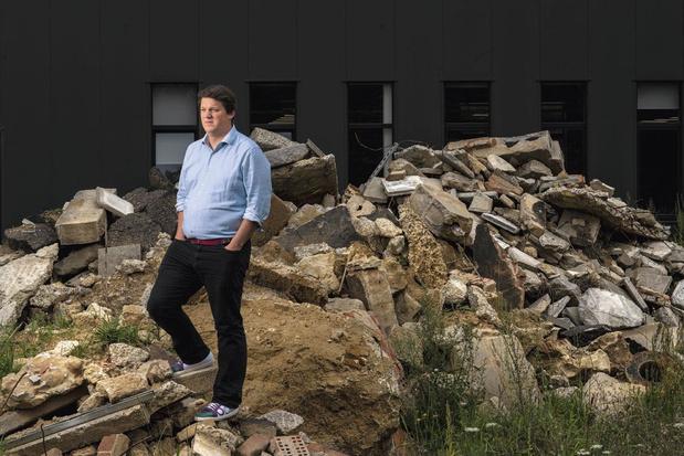 Y croire, même au bord de la faillite, le portrait de Fabien Pinckaers, CEO d'Odoo