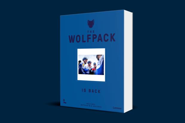 WIN het boek 'The Wolfpack is back'