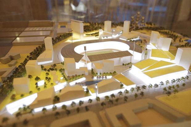 Le centre de conventions Neo 2 abandonné