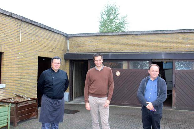 """Waregems VTI investeert 1,5 miljoen euro in grootkeuken: """"Leerlingen maken meubilair"""""""
