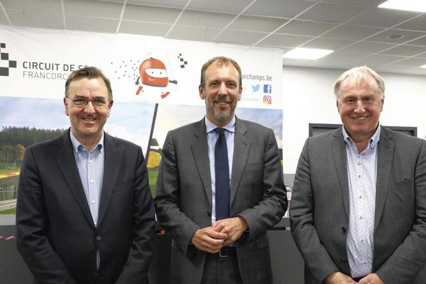 4. Melchior Wathelet au Forum financier Verviers-Eupen