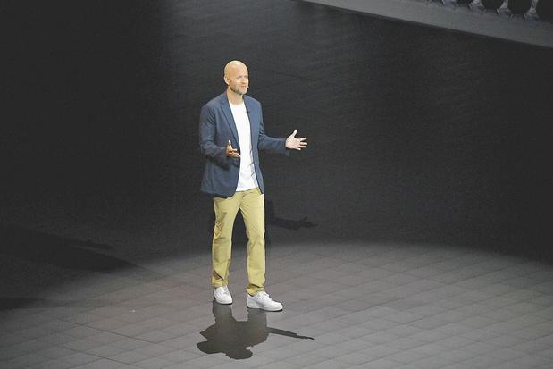 """Le patron de Spotify veut emmener la tech européenne """"sur la Lune"""""""