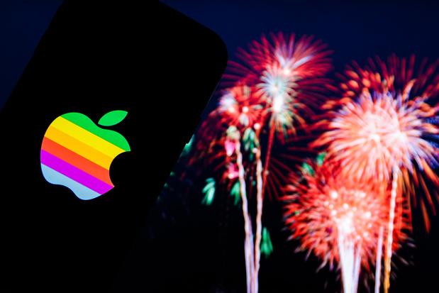 'Apple is het enige bedrijf dat dromen verkoopt waar ik in geloof, tegen wil en dank'