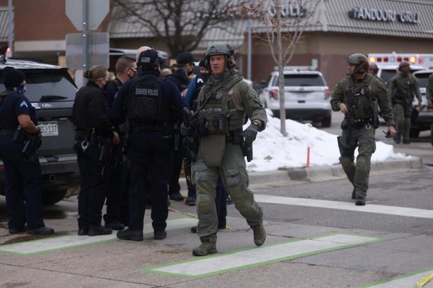 Tien doden na schietpartij in Colorado: president Biden wil strengere wapenwet
