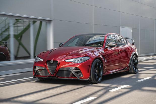 Alfa Romeo Giulia GTA: Italiaans voor 'monster'