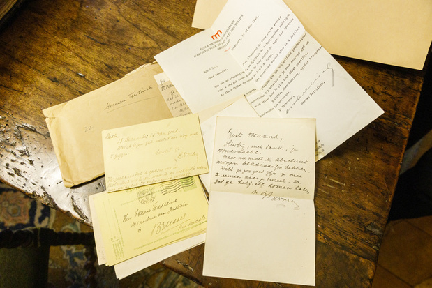 Letterenhuis verwerft privécollectie met handschriften van Vlaamse literaire grootheden