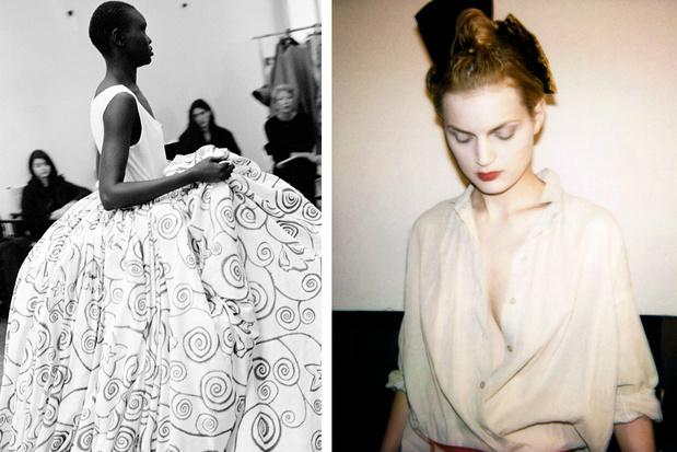 In beeld: de backstage modebeelden van Marleen Daniëls