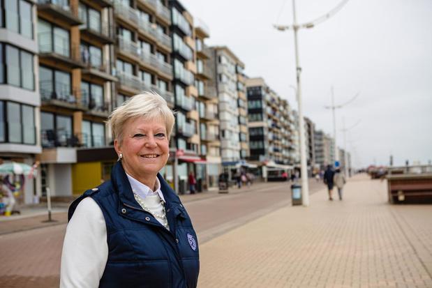 Marie-Anne Coninsx, voorzitter van TWERES, behartigt belangen van tweedeverblijvers