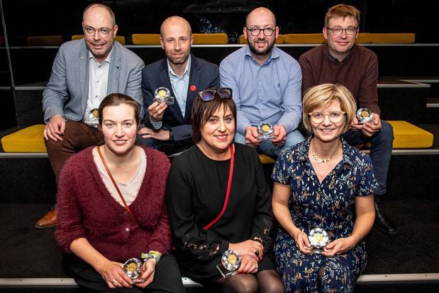 Gilde der Erepoorters in Roeselare verwelkomt 58 nieuwe Erepoorters