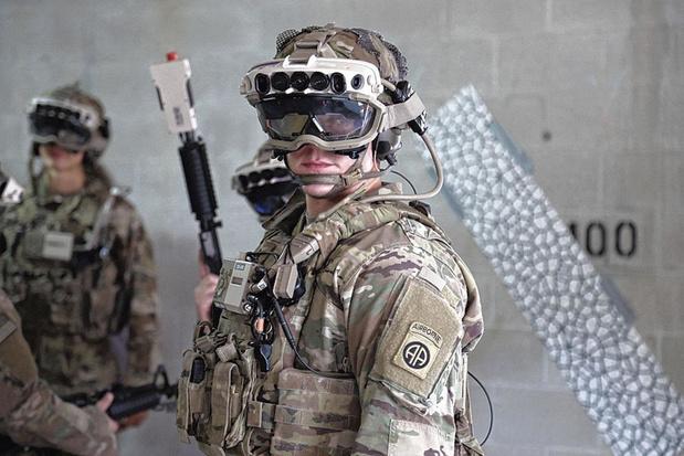 Microsoft conforte son partenariat avec l'armée américaine