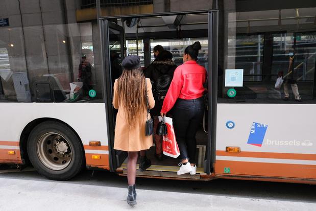 Nieuwe buslijn verbindt gemeente Vorst rechtstreeks met centrum Brussel