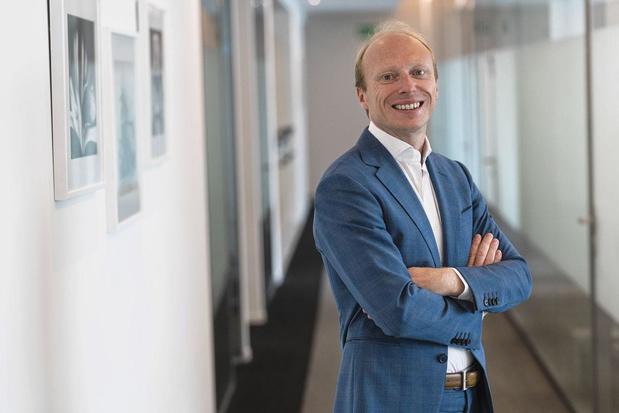 Transformatiespecialist Peter Adams gaat ING België leiden