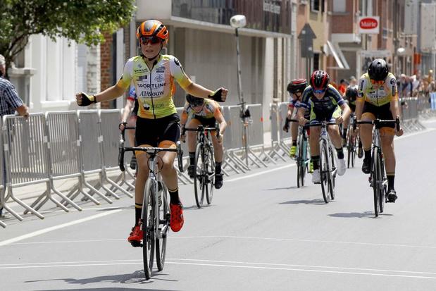 Winst voor Kyano Cottignies, Zeno Durie en Matthé De Leyn bij aspiranten in Roeselare