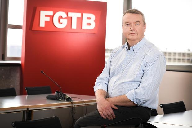 """La FGTB annonce des arrêts de travail le 1er décembre dans les entreprises """"partout en Belgique"""""""