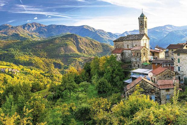Allers-retours: les trésors de l'Italie... dantesque