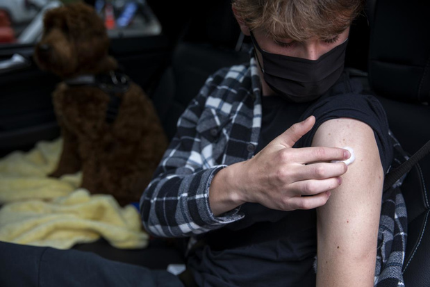 Le CSS donne son feu vert à la vaccination avec Pfizer des 16-17 ans, d'abord ceux avec comorbidité