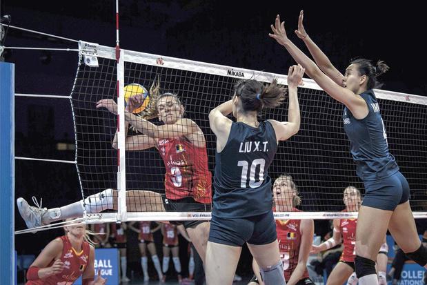 Euro de volleyball: que peuvent espérer les Yellow Tigers ?