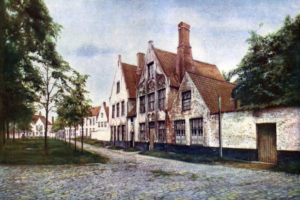 VUB-onderzoeker beschrijft in nieuw boek hoe Brugge veranderde na de middeleeuwen
