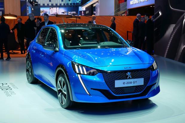 Auto van het Jaar: Peugeot 208 volgt Jaguar I-Pace op