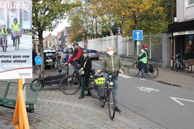 """CD&V keurt voorgesteld fietsplan van Groen niet goed: """"Zelf al serieus mee bezig"""""""