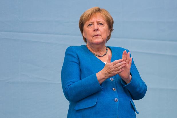 Duitse verkiezingen: Merkel en Laschet feliciteren Scholz, Groenen gaan praten met winnende SPD