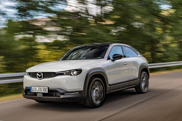 Mazda focust op essentie van elektrisch autorijden