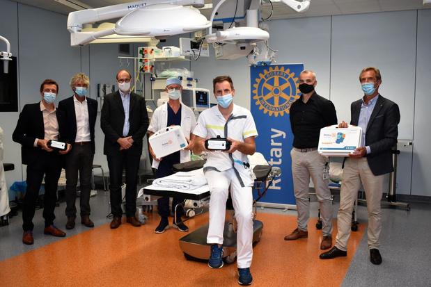 Jan Ypermanziekenhuis neemt virtual reality-brillen in gebruik