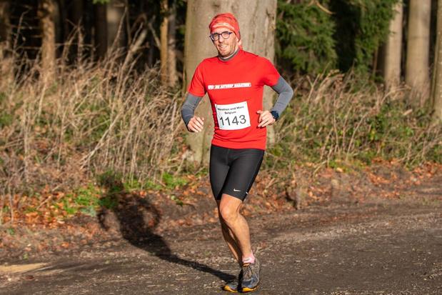 Coronacrisis doorkruist ambities van marathonloper Frederik Ameloot uit Veldegem