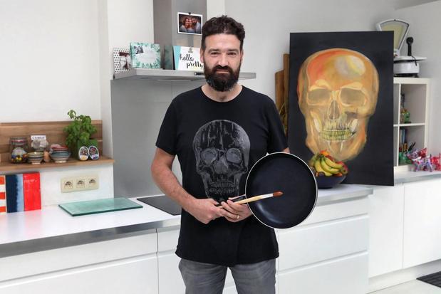 Interne Keuken: Ulrich Develter koestert liefde voor kunst en cultuur
