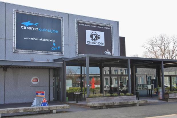 Café CINEMA K-FE in Koksijde gesloten wegens coronabesmetting