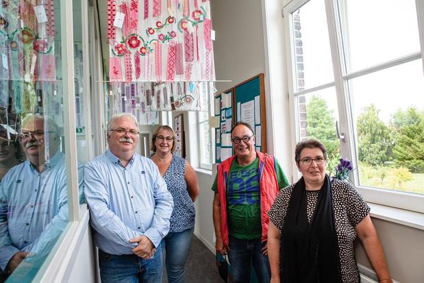 Kantcentrum in Brugge heropent met expo vol troost