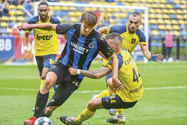Comment Charles De Ketelaere va s'imposer dans l'axe du jeu du Club Bruges