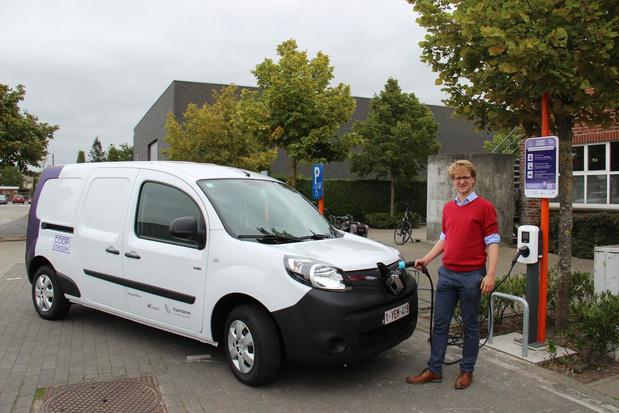 Wingene investeert in elektrische deelwagen