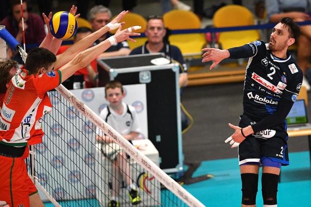 EuroMillions Volley League bevestigt competitiestart op 26 september