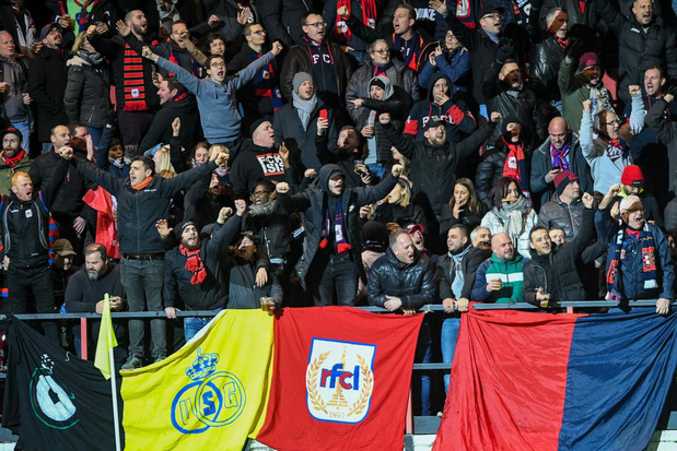 Nodigt Club Luik een Vlaamse supporter uit tegen Anderlecht?