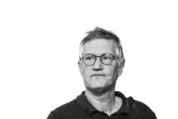 Anders Tegnell - Viroloog zegt sorry