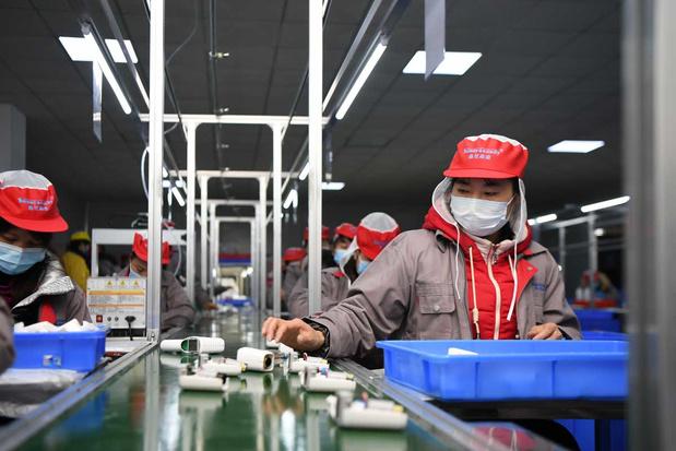 'Het wordt tijd om de Europese afhankelijkheid van China grondig te herdenken'