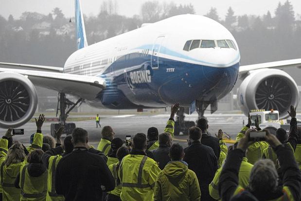 Pas de Boeing 797, mais le 777X est dans les airs!