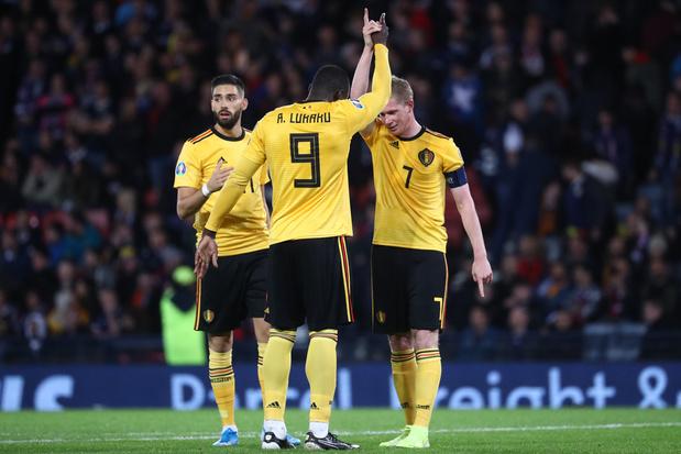 Rode Duivels maken rentree tegen Denemarken en IJsland zonder fans