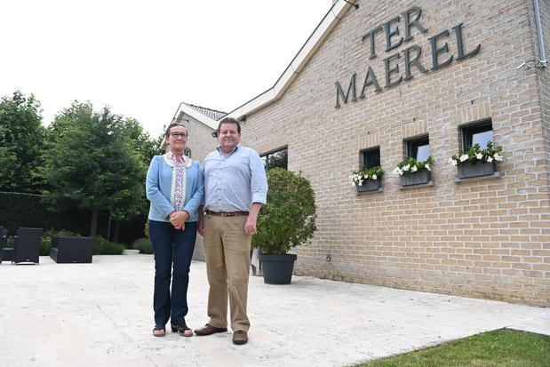 Jan en Lieve zoeken overnemers voor zaal Ter Maerel in Izegem
