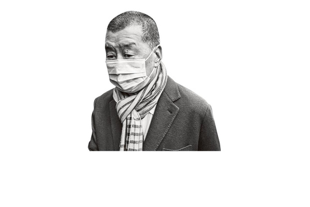 Jimmy Lai - Mediatycoon in de gevangenis