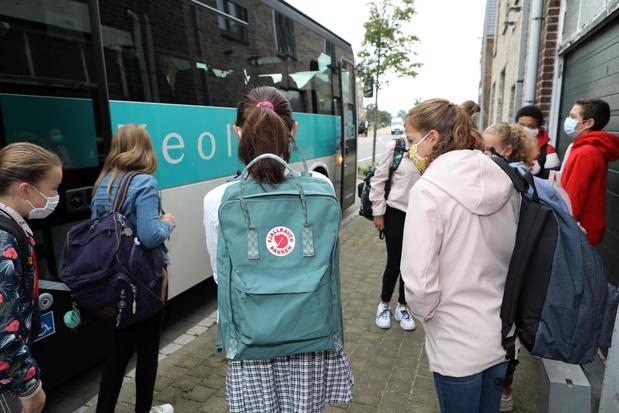 """Kinderen uit buitengewoon onderwijs tot 5 uur op de schoolbus: """"Impact is groot"""""""